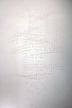 by Claire Morgan, Galerie Karsten Greve, Paris Claire Morgan, Fruit Flies, Environment Design, Installation Art, Amazing Art, Sculptures, Contemporary, Architecture, Drawings