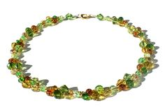 Sulawesi - necklace / kaulakoru Bead Jewelry, Glass Beads, Beaded Necklace, Beaded Jewelry, Beaded Collar, Pearl Necklace, Pearl Jewelry, Beaded Necklaces, Seed Bead Jewelry