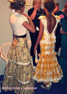 Imprescindibles de flamenca , Entre Cirios y Volantes