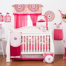 One Grace Place Sophia Lolita Crib Bedding Set & Accessories-buybuy BABY