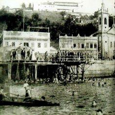 Praia de Santa Luzia 1917