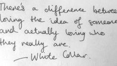 I really love Neal Caffrey