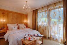 Suite Premier in the Hotel Alpenpalace