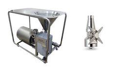 Alfa Laval presenta una solución técnica innovadora y energéticamente eficiente para la dispersión de polvo