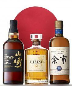 Japanese whiskey!