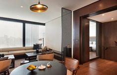 Jingan Suite. The PuLi Hotel and Spa Shanghai, China. © The PuLi Hotel and Spa.