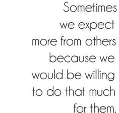 #life #expectations #dissapointments