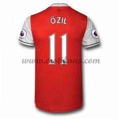 Arsenal Fotbalové Dresy 2016-17 Ozil 11 Domáci Dres