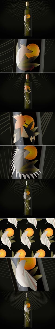 Punton Di Leone Olive Oil — The Dieline - Branding & Packaging Design