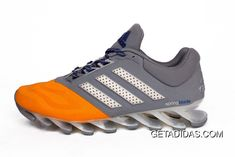http://www.getadidas.com/mens-adidas-springblade-5-running-shoes-gray-orange-topdeals.html MENS ADIDAS SPRINGBLADE 5 RUNNING SHOES GRAY/ORANGE TOPDEALS Only $66.47 , Free Shipping!