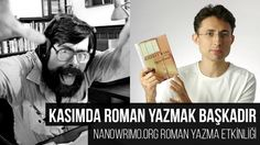 Kasım'da Roman Yazmak Başkadır - Edebiyat Haber Portalı