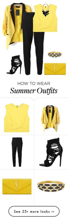 """outfit 2240"" by natalyag on Polyvore"