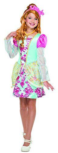 Ever After High Ashlynn Ella Costume, Child's Medium – Selena's Costumes Costumes For Teens, Boy Costumes, Cosplay Costumes, Halloween Costumes, Children Costumes, Halloween Ideas, Ever After High, Cinderella Fancy Dress, Ashlynn Ella