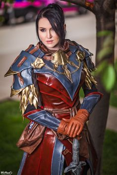 Dragon Age Inquisition, Inquisitor Cosplay