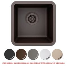 Lexicon Platinum Quartz Composite Kitchen Sink - Small Single Bowl Mocha) >>> Continue to the product at the image link.