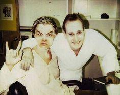 Leonardo DiCaprio behind the scenes on Titanic Rms Titanic, Titanic Movie, Jack Dawson, James Cameron, Red Dead Redemption, Kate Winslet, The Warriors 1979, Titanic Behind The Scenes, Leo And Kate