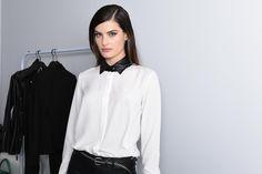 Blog Estação - Fila A do desfile Karl Lagerfeld for Riachuelo | Riachuelo - O Abraço da Moda