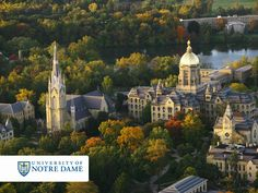 University of Notre Dame: South Bend, IN