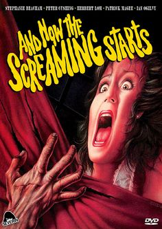 AND NOW THE SCREAMING STARTS DVD (SEVERIN FILMS)