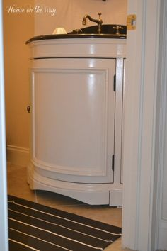1000 images about vanity painting on pinterest painting for Latex paint in bathroom