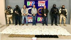 Fuerte golpe al crimen organizado desmantelan laboratorio y decomisan 235 kilos de droga