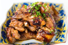 This Ginger Chicken dish has a perfect balance of sweet and savory that is not like any mundane chicken teriyaki.