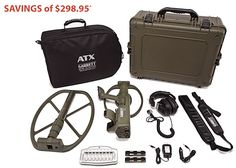 The Garrett ATX is the ultimate multi-frequency detector for. First Target, Metal Detecting, Colonial, Sport, Fun, Metal Detector, Sports, Funny