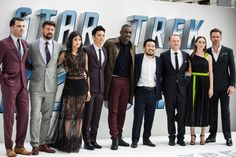 The cast and crew of various Star Trek television series and movies are boldly going where many have gone before: the Never Trump nebula. The Facebook page Trek Against Trump released a post featuring the names of many who worked on Star Trek, from the original TV series to last summer's Star Trek: Beyond film uniting against the Republican nominee.    Notable names to sign the treaty include director J.J. Abrams, Justin Lin, Bryan Fuller, Chris Pine, Zachary Quinto, Zoe Saldana, Wil…