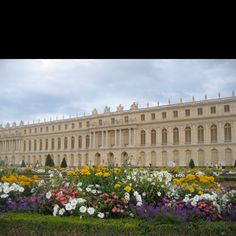 Versailles, the palace. (photo by Mandy Joyce)