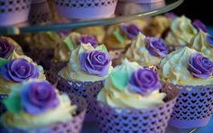Purple Roses<3