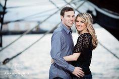 Alissa + Tyler | Engagement Session | Little Italy, San Diego, CA » San Diego Wedding Photographer | Aaron Huniu Photography