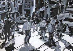 Tom Christopher, An Early Spring on ArtStack #tom-christopher #art