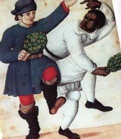 Moors in the European Renaissance, Africans in Europe, Moorish Europe