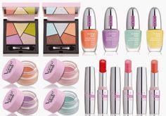 Wielkomiiejska PUPA! #makijaż #makeup #kosmetyki #kolory #lakier #pomadka #cienie #oczy #usta