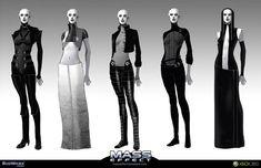 Imgaes of mass effect artwork | Mass Effect, fansite kit | Artworks collection