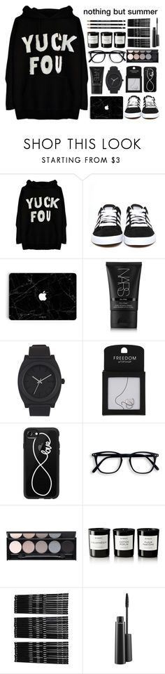 """""""COUPLE IN THE WATER , MAKING WAVES (read)"""" by novxcaine ❤ liked on Polyvore featuring adidas, NARS Cosmetics, Nixon, Topshop, Casetify, Witchery, Byredo, Monki and MAC Cosmetics"""