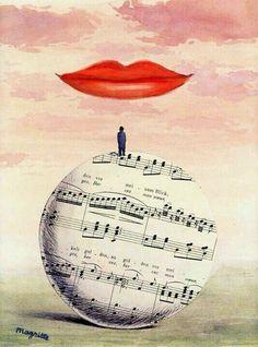 René Magritte - AArtist 20th C. - Surrealism
