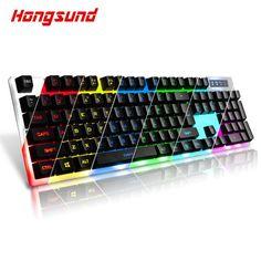 GC06 Mechanical USB Backlit Gaming Keyboard