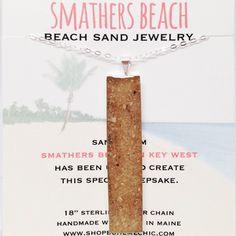 Smathers Beach Sand Jewelry