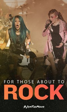 Practice makes perfect // Jem and the Holograms in theaters Oct. 23