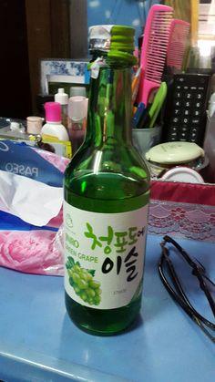 Korean Soju, Beer Images, Boys Vs Girls, Alcohol Aesthetic, K Food, Boy Photography Poses, Fake Photo, Good Mood, Food And Drink