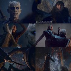 Arya Stark kills the Night King Got Game Of Thrones, Game Of Thrones Quotes, Game Of Thrones Funny, Patrick Stewart, Winter Is Here, Winter Is Coming, Game Of Thrones Wallpaper, Game Of Throne Actors, Cersei Lannister
