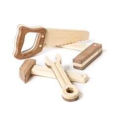 Attrezzi in legno Fanny and Alexander Giocattoli e Hobby Bambino - Kids&Baby Toys Mini Choses, Baby Toys, Kids Toys, Diy Wooden Toys For Toddlers, Toddler Toys, Fanny And Alexander, Wood Tools, Woodworking Hand Tools, Wooden Diy