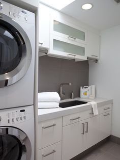 Laundry Room Tile Floors Design, Pictures, Remodel, Decor and Ideas - page 75