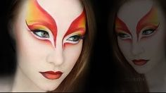 Would be great as an autumn  wood nymph makeup  MadeYewLook  - YouTube