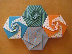 子供へのお年玉は折り紙に包もう♪ヘキサゴン型のおしゃれなポチ袋の作り方 | CRASIA(クラシア)