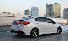 New Kia Cerato Forte Modified Bodykit Kia Rio 2018, Kia Forte, Kia Accessories, Kia Rio Sedan, Kia Motors, Motorcycle News, Kia Optima, Car Mods, Hyundai Sonata