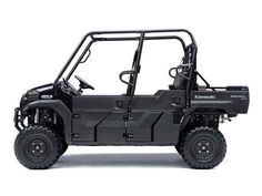 New 2016 Kawasaki Mule PRO-DXT Diesel ATVs For Sale in Illinois. Our powerful, most capable, full-size, six-passenger diesel Mule Side x Side ever. The 2016 Mule PRO-DXT not only offers unmatched cargo and passenger versatility, but can also haul up to 1,000 pounds. And tow up to one ton. Powerful 993 cc, inline three-cylinder diesel engine Exclusive Trans Cab system easily converts seating capacity (three to six passengers) and cargo bed dimensions to best suit your task or preference…