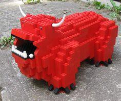 Alot of Lego