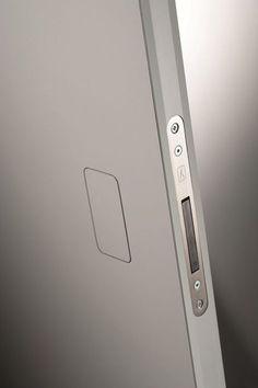 NO-HA la nueva manilla invisible...coolest door ever #doorpassion #arcon…